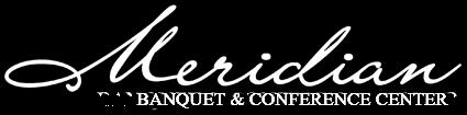 Meridian Banquet & Conference Center Logo