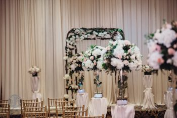 Meridian Banquet Hall for Wedding